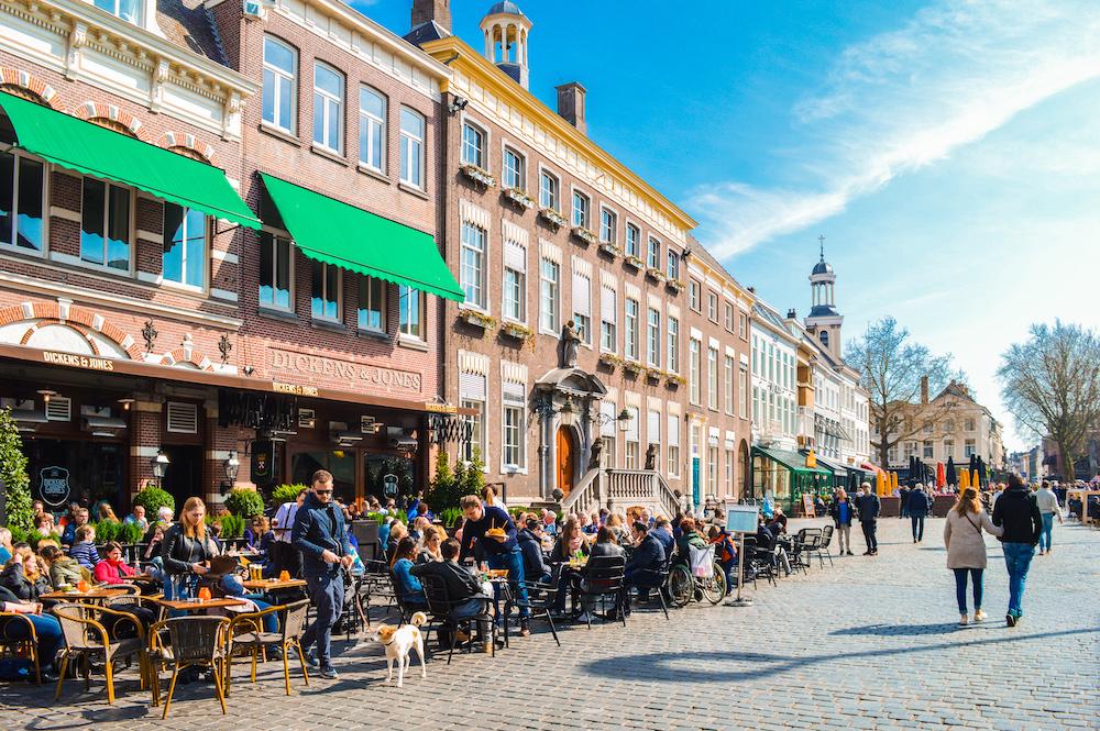 Stedentrip Nederland Breda