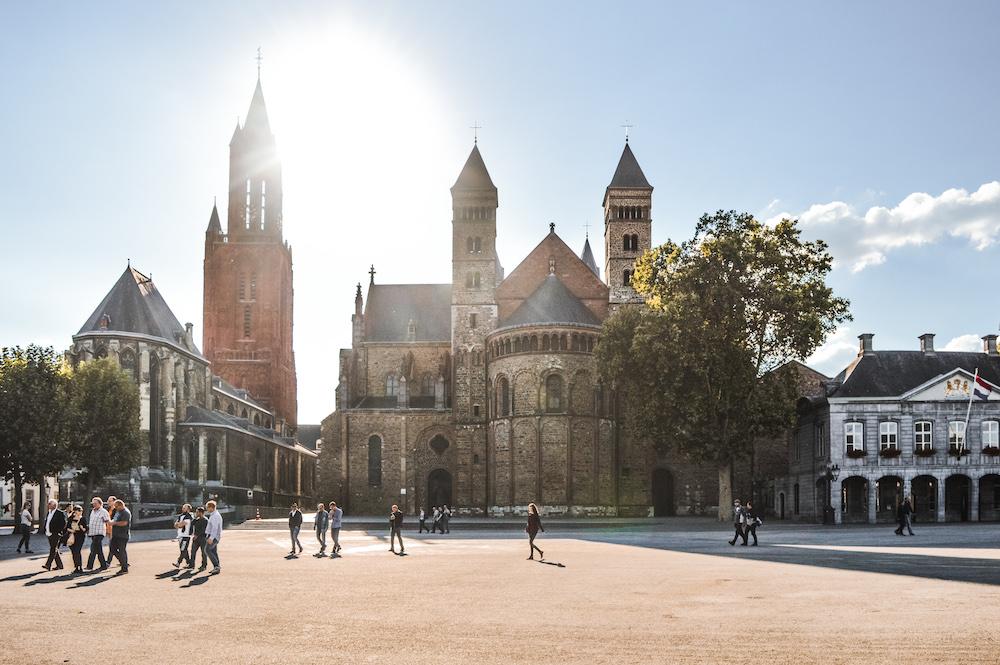 Stedentrip Nederland Maastricht