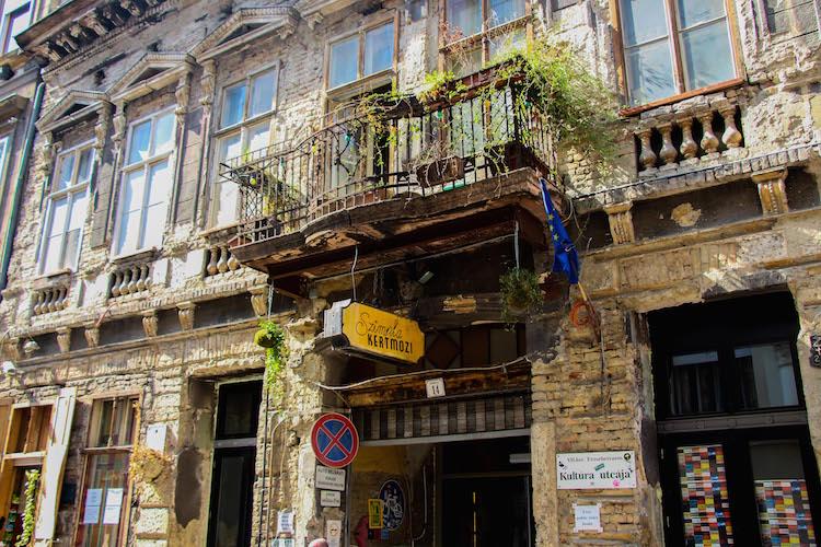 City trip dans les rues de Budapest