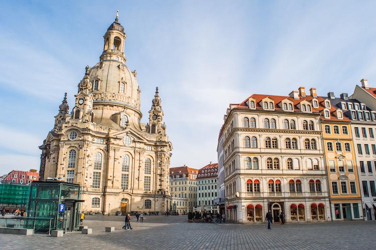 Stedentrip dresden Frauenkirche
