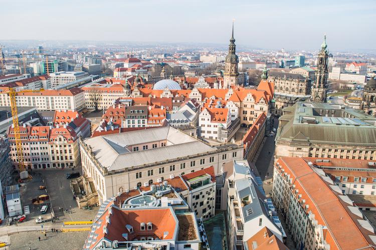 Stedentrip dresden tips Frauenkirche