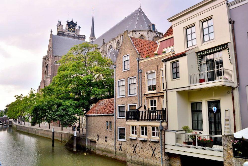 Stedentrip in Nederland Dordrecht