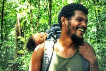 Steve O Suriname jungletocht