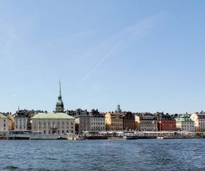 Stockholm-algemeen