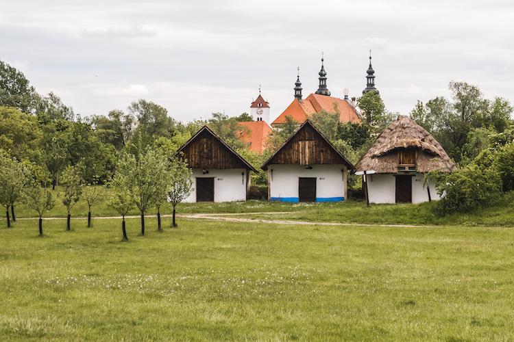 Strážnice in Moravie Tsjechie