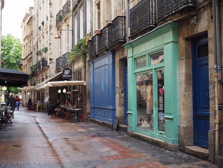 Straten Bordeaux stedentrip