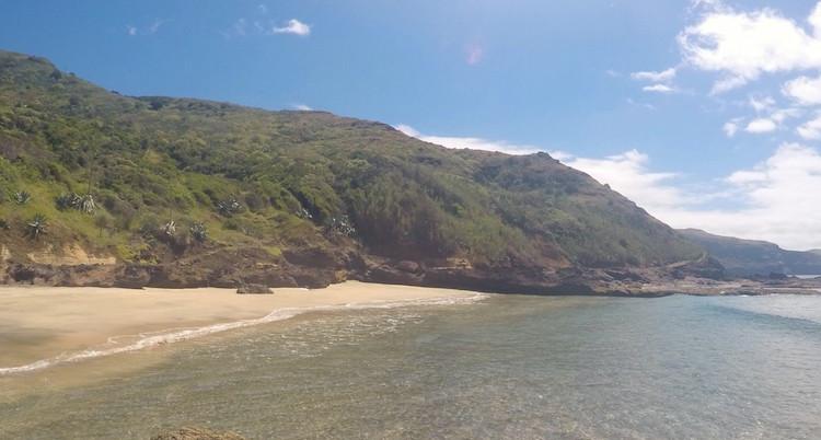 Santa Maria Azoren strand