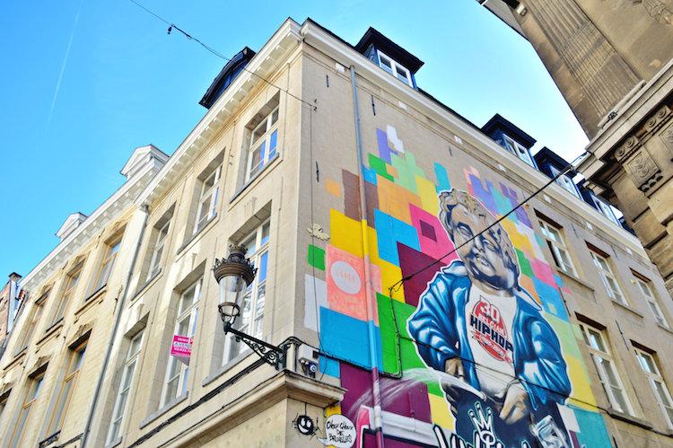 wat te doen in brussel streetart