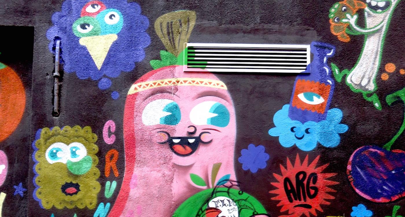 Street art Gent