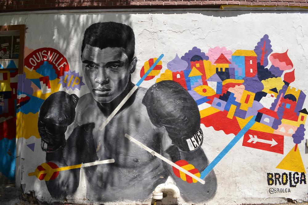 Streetart in Brooklyn