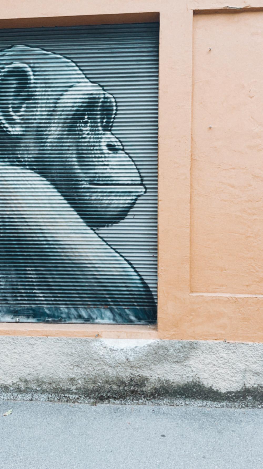 Streetart lugano zwitserland