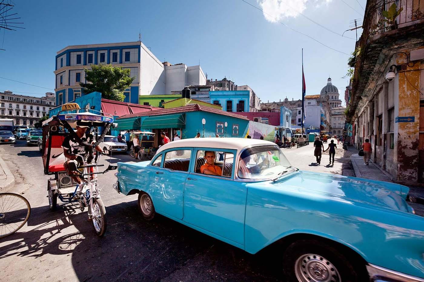 Streets of the World Cuba expositie