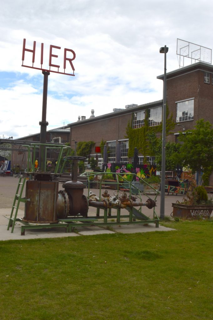 Strijp-S - Het Ketelhuis mooie plekken nederland