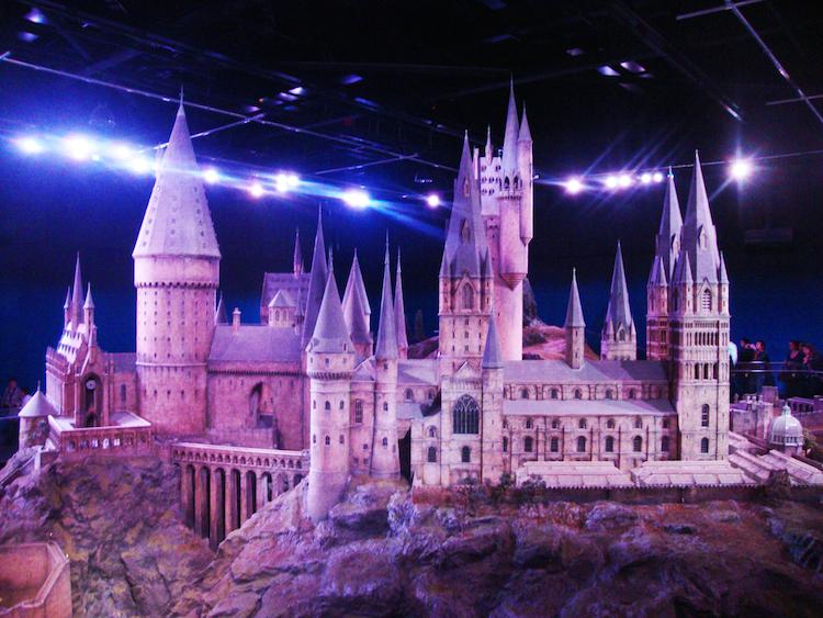 Harry Potter Studios Model