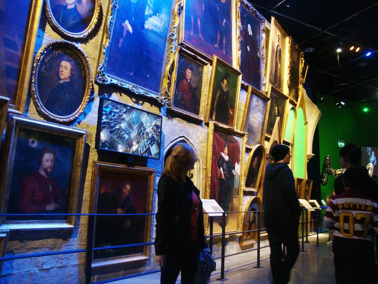 Harry Potter Studios Schilderijen