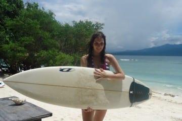 Surfen bucketlist jessica