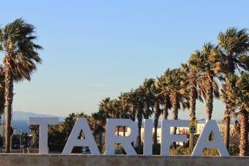 Surfen in Tarifa andalusie
