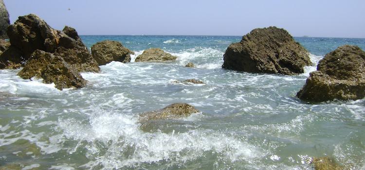 Surfen portugal zee