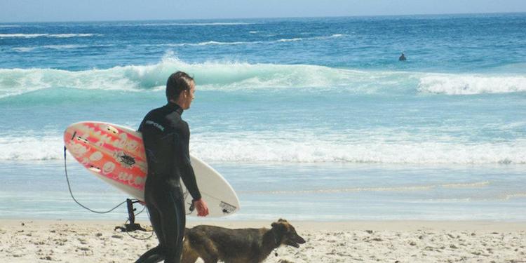 Surfen zuid afrika wilderness