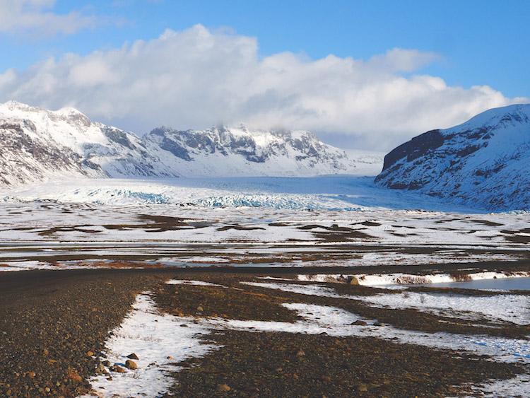 Svínafellsjökull-ijsland-gletsjer