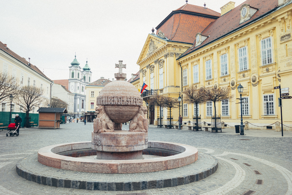 Székesfehérvár, een van de mooiste plekken Hongarije