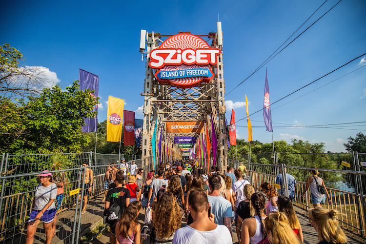 Sziget island of freedom 2018