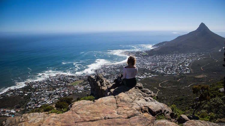 Tafelberg beklimmen tips kaapstad