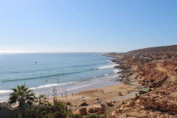 Taghazout, Marokko