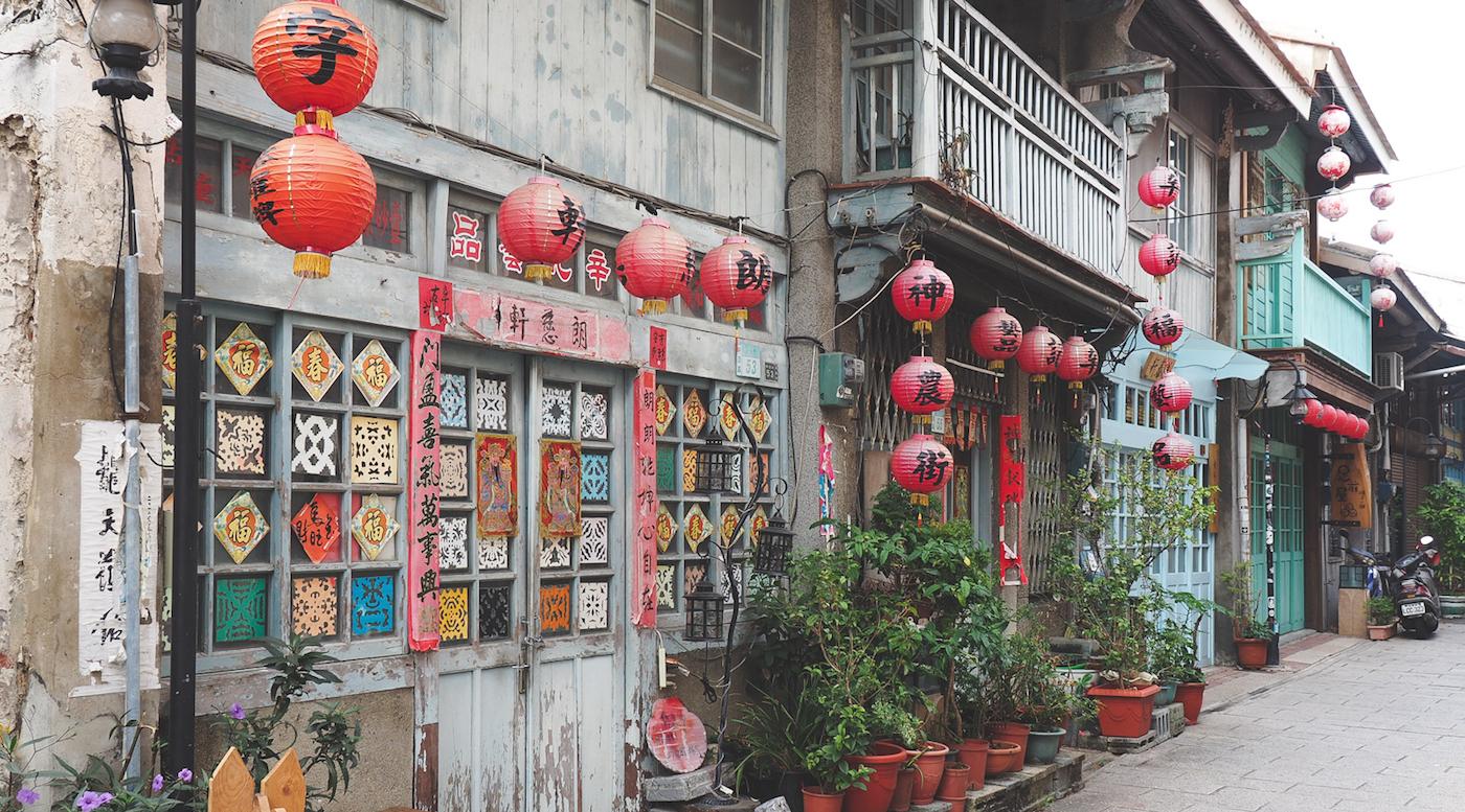 Tainan in Taiwan