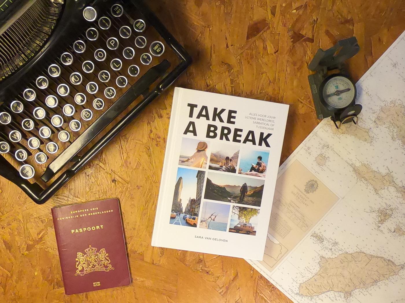Take a break reisboek