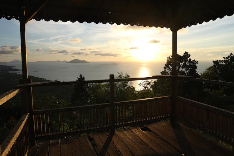 Tanjung Bajau west-kalimantan borneo