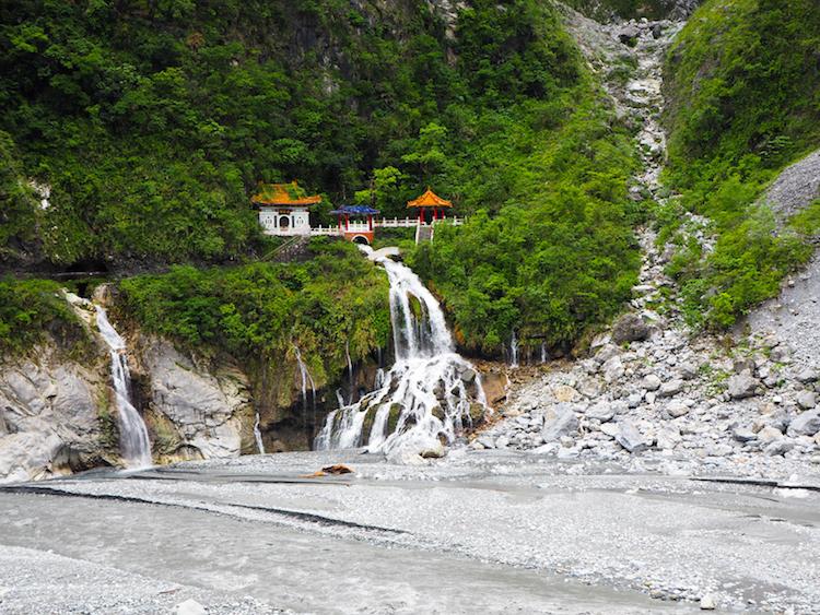 Taroko Gorge Eternal spring shrine