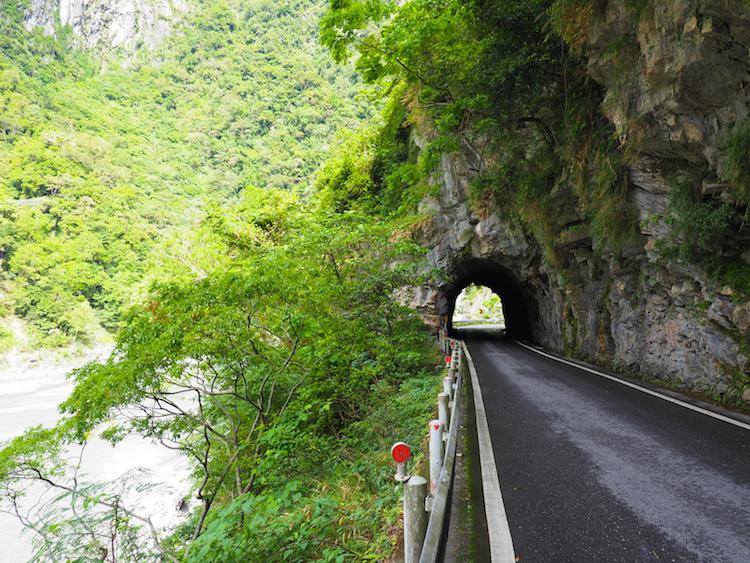 Taroko Gorge taiwan wegen