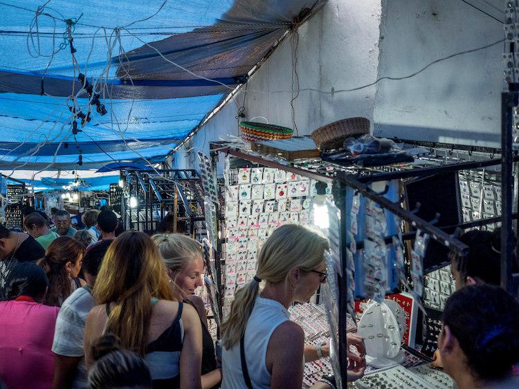 taxco markt in mexico