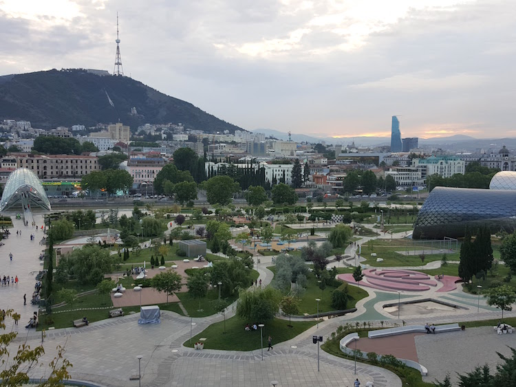 Tbilisi georgie