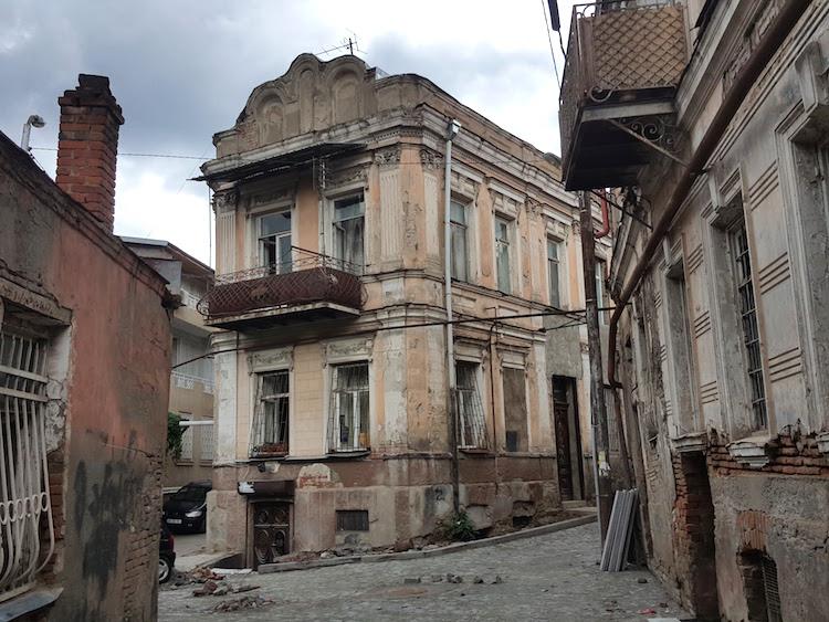 Tbilisi vakantie georgie