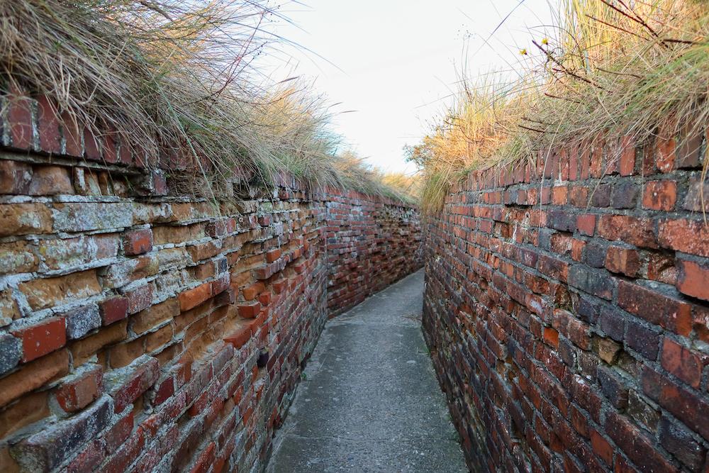 Terschelling Bunkers bij Formerum