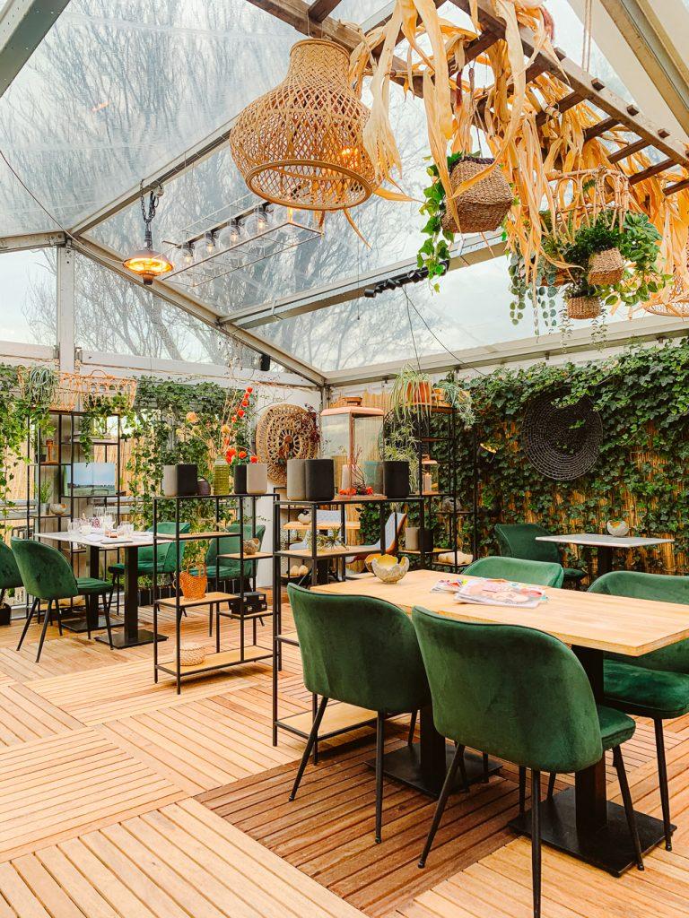 Texel Op Oost restaurant