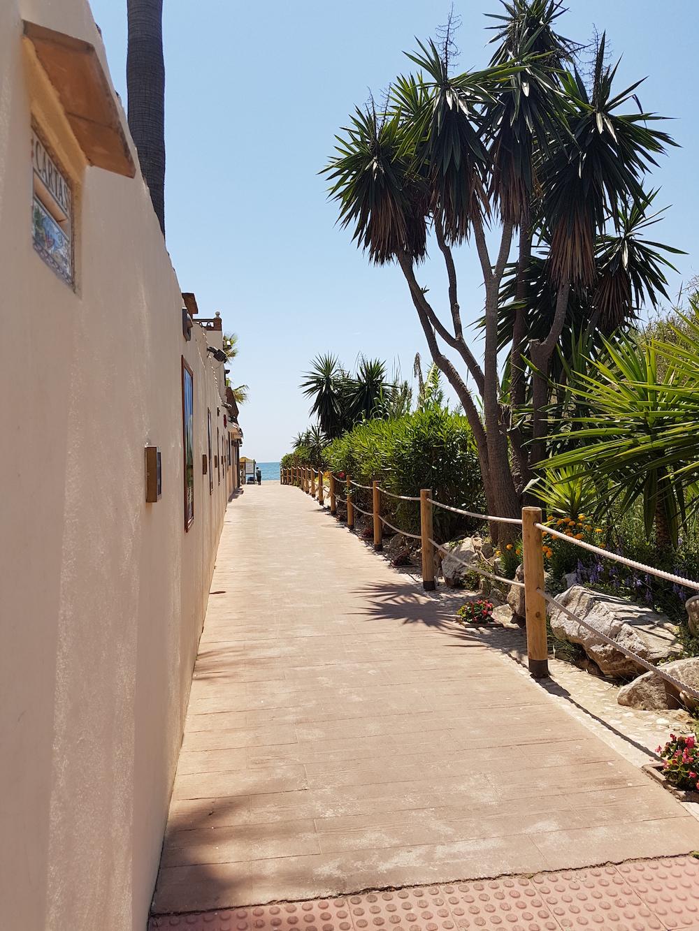 The Beach House costa del sol spanje