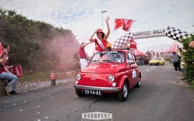 The Budapest Rally bijzonder zomervakantie