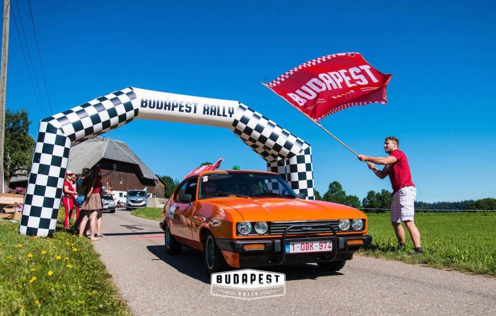 The Budapest Rally meedoen