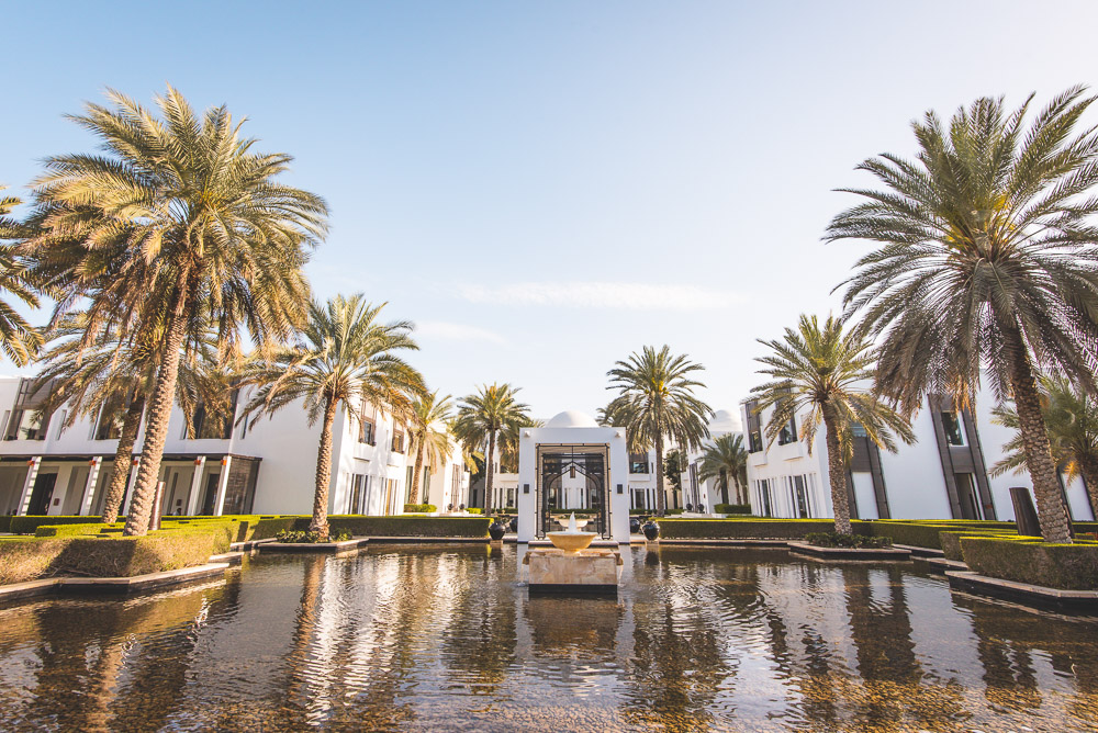 The Chedi Muscat hotel oman