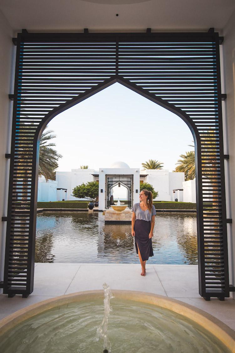 The Chedi Muscat hotel oman