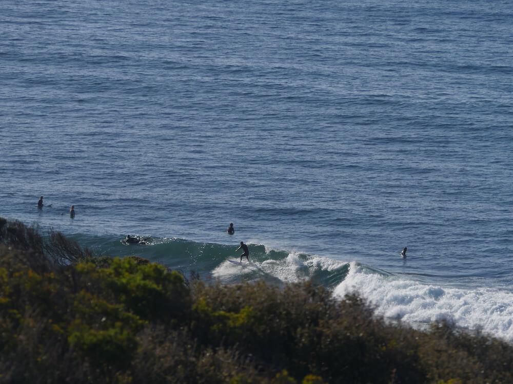The Great Ocean Road surfers