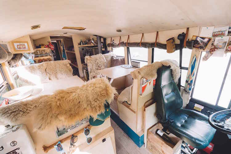 The Nomads Bus
