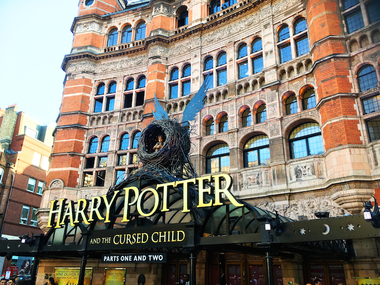 Harry Potter The Play Londen