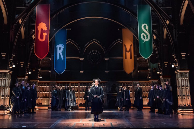 The Play Harry Potter londen