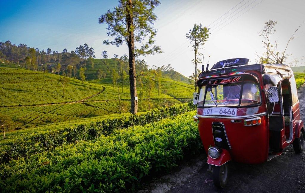 The Tuk Tuk Trip Sri Lanka