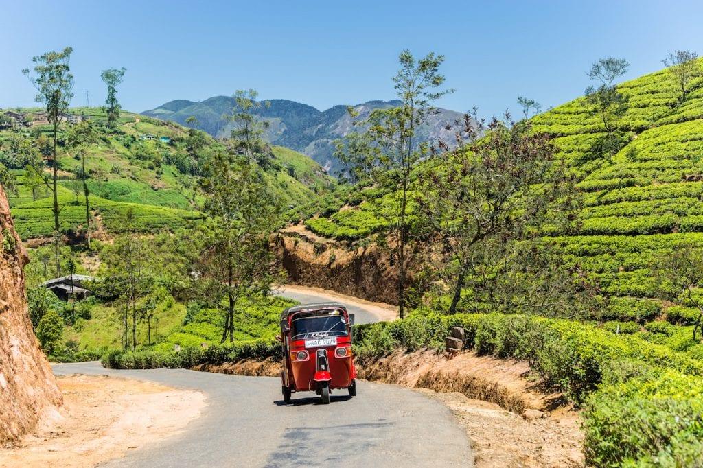 The Tuk Tuk Trip in Sri lanka