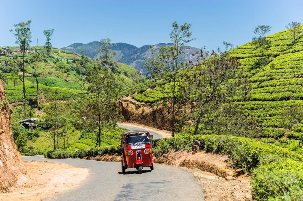 The Tuk Tuk Trip in Sri lanka